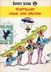 Cover for Lucky Luke (Dupuis, 1949 series) #31 - Tortillas pour les Dalton