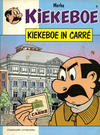Cover for Kiekeboe (Standaard Uitgeverij, 1990 series) #6 - Kiekeboe in Carré