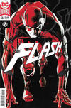 Cover for The Flash (DC, 2016 series) #56 [Dan Panosian Foil Cover]
