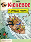 Cover for Kiekeboe (Standaard Uitgeverij, 1990 series) #2 - De duivelse driehoek