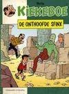 Cover for Kiekeboe (Standaard Uitgeverij, 1990 series) #4 - De onthoofde sfinx