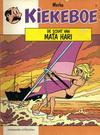 Cover for Kiekeboe (Standaard Uitgeverij, 1990 series) #7 - De schat van Mata Hari