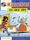 Cover for Kiekeboe (Standaard Uitgeverij, 1990 series) #14 - Een zakje chips
