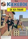 Cover for Kiekeboe (Standaard Uitgeverij, 1990 series) #20 - De Ka-Fhaar