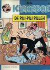 Cover for Kiekeboe (Standaard Uitgeverij, 1990 series) #21