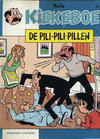 Cover for Kiekeboe (Standaard Uitgeverij, 1990 series) #21 - De pili-pili pillen