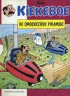 Cover for Kiekeboe (Standaard Uitgeverij, 1990 series) #22 - De omgekeerde piramide