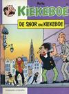 Cover for Kiekeboe (Standaard Uitgeverij, 1990 series) #23 - De snor van Kiekeboe
