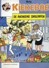 Cover for Kiekeboe (Standaard Uitgeverij, 1990 series) #24 - De anonieme smulpapen