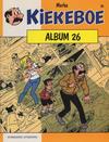 Cover for Kiekeboe (Standaard Uitgeverij, 1990 series) #26 - Album 26