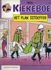 Cover for Kiekeboe (Standaard Uitgeverij, 1990 series) #25 - Het plan SStoeffer