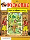 Cover for Kiekeboe (Standaard Uitgeverij, 1990 series) #27 - De getatoeëerde mossel