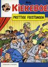 Cover for Kiekeboe (Standaard Uitgeverij, 1990 series) #38 - Prettige feestdagen