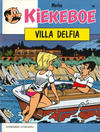 Cover for Kiekeboe (Standaard Uitgeverij, 1990 series) #40 - Villa Delfia