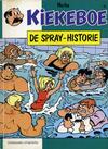 Cover for Kiekeboe (Standaard Uitgeverij, 1990 series) #42 - De spray-historie