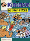 Cover for Kiekeboe (Standaard Uitgeverij, 1990 series) #42 - De spray-historie