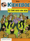 Cover for Kiekeboe (Standaard Uitgeverij, 1990 series) #65