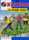 Cover for Kiekeboe (Standaard Uitgeverij, 1990 series) #91