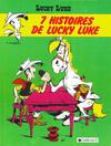 Cover Thumbnail for Lucky Luke (1968 series) #42 - 7 histoires de Lucky Luke [1986 edition]