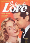 Cover for Intimate Love (World Distributors, 1953 series) #6