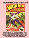 Cover for Gwandanaland Comics (Gwandanaland Comics, 2016 series) #327 - The Grim Reaper Treasury