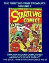 Cover for Gwandanaland Comics (Gwandanaland Comics, 2016 series) #335 - The Fighting Yank Treasury: Volume 1
