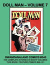 Cover for Gwandanaland Comics (Gwandanaland Comics, 2016 series) #345 - Doll Man - Volume 7