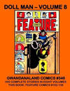 Cover for Gwandanaland Comics (Gwandanaland Comics, 2016 series) #346 - Doll Man - Volume 8
