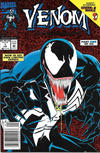 Cover for Venom: Lethal Protector (Marvel, 1993 series) #1 [Newsstand]