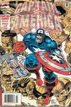 Cover for Captain America (Marvel, 1968 series) #437 [Newsstand]