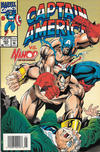 Cover for Captain America (Marvel, 1968 series) #423 [Newsstand]