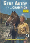 Cover for Gene Autry and Champion (World Distributors, 1956 series) #18