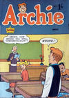 Cover for Archie Comics (H. John Edwards, 1950 ? series) #51