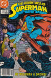Cover for Adventures of Superman (DC, 1987 series) #433 [Newsstand]