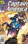 Cover for Captain America (Marvel, 1998 series) #7 [Newsstand]