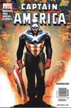 Cover Thumbnail for Captain America (2005 series) #50 [Newsstand]