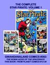 Cover for Gwandanaland Comics (Gwandanaland Comics, 2016 series) #363 - The Complete Star Pirate Volume 1
