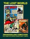 Cover for Gwandanaland Comics (Gwandanaland Comics, 2016 series) #365 - The Lost World