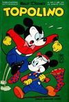 Cover for Topolino (Arnoldo Mondadori Editore, 1949 series) #439