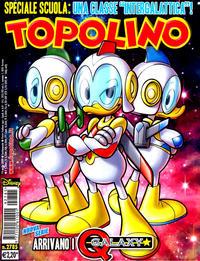 Cover Thumbnail for Topolino (The Walt Disney Company Italia, 1988 series) #2785