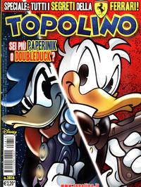 Cover Thumbnail for Topolino (The Walt Disney Company Italia, 1988 series) #2816