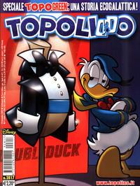 Cover Thumbnail for Topolino (The Walt Disney Company Italia, 1988 series) #2817