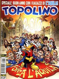 Cover Thumbnail for Topolino (The Walt Disney Company Italia, 1988 series) #2823