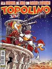 Cover Thumbnail for Topolino (The Walt Disney Company Italia, 1988 series) #2824