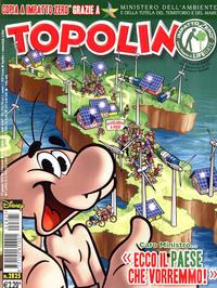 Cover Thumbnail for Topolino (The Walt Disney Company Italia, 1988 series) #2825