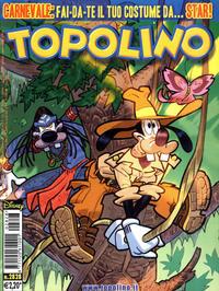 Cover Thumbnail for Topolino (The Walt Disney Company Italia, 1988 series) #2828