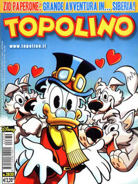 Cover Thumbnail for Topolino (The Walt Disney Company Italia, 1988 series) #2830