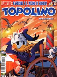 Cover Thumbnail for Topolino (The Walt Disney Company Italia, 1988 series) #2831
