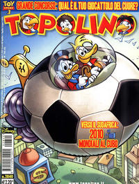 Cover Thumbnail for Topolino (The Walt Disney Company Italia, 1988 series) #2840