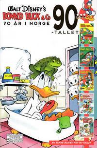 Cover Thumbnail for Donald Duck & Co 70 år i Norge (Hjemmet / Egmont, 2018 series) #5 - 90-tallet